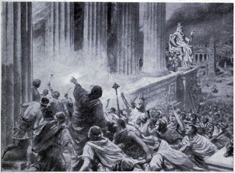 Burning of Alexandria