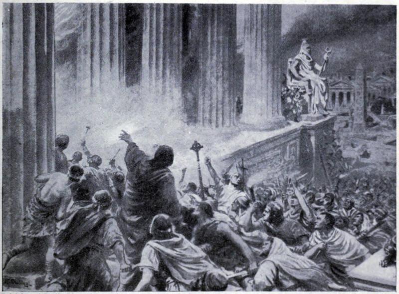 Burning of Alexandria
