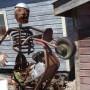 junkyard robot wheels