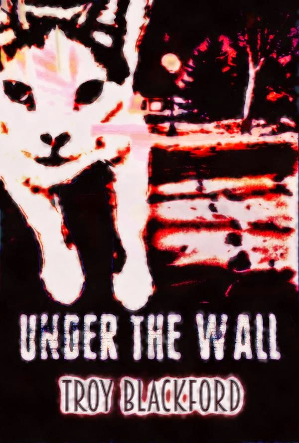 under the wall troy blackford